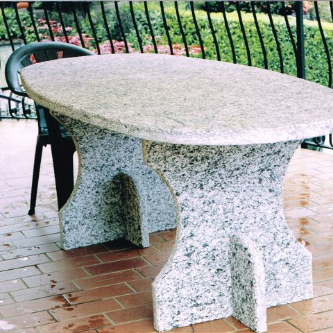 Tavolo da esterno